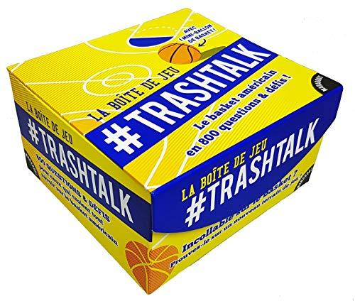 La boite de jeu #trashtalk - le basket americain en 800 questions et défis ! par  Trashtalk