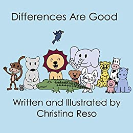 Differences Are Good (English Edition) eBook: Christina