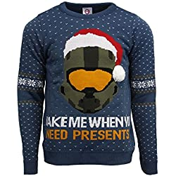Halo Official Christmas Jumper/Ugly Sweater - UK 3XL/US 2XL