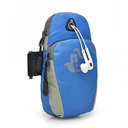 Arm-Taschen Sport Armmanschette Armbinde Armbeutel Telefon Joggen 2