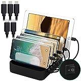 Best Stations De Charge - Station de Charge USB avec Interrupteur Chargeur USB Review