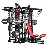 TYTAX T1-X Máquina para el Gimnasio de Casa | Culturismo Entrenamiento Ejercicio...