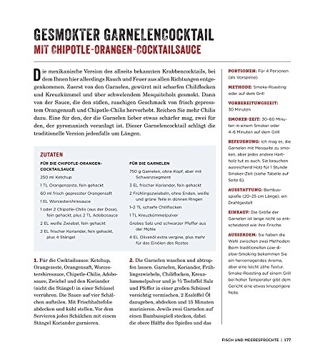 51hoO9%2Bin5L - Steven Raichlens Smoker Bible: Die besten Grilltechniken und 100 unwiderstehliche Rezepte für Einsteiger und Profis (genial Grillen)