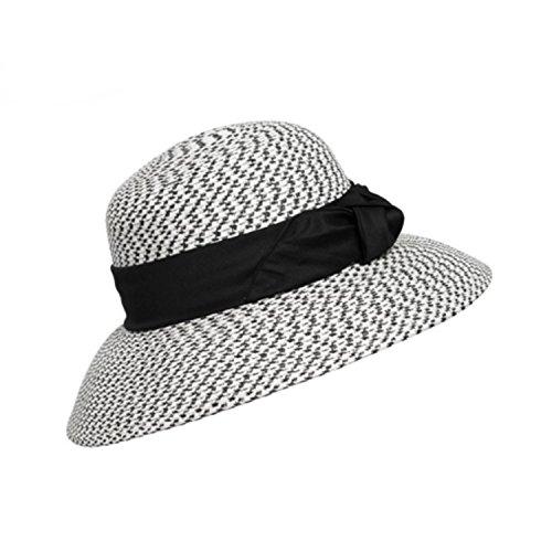 GHC gorras y sombreros Sombrero de verano para mujer Sombrero Visera  Protección UV Sombrero protector solar Sombrero de playa pl 420b4feaa0e