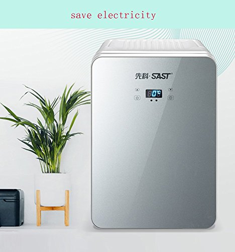 IKUN-JJ 22L Refrigerador De Coche Mini Nevera Congelador