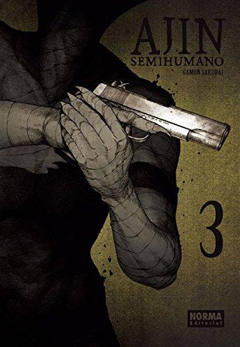 Ajin (Semihumano) 3. por Gamon Sakurai