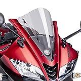 Racingscheibe Puig Yamaha YZF-R 125 08-18 klar