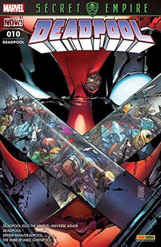 Deadpool nº10 par GuriHiru