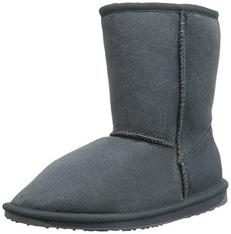 Emu Stinger Lo, Womens Boots, Blue (Chambray),