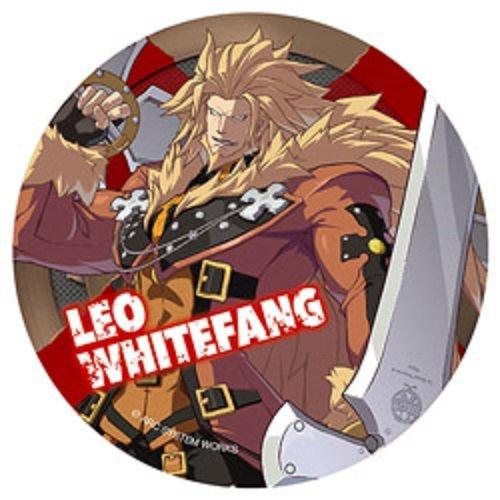 GUILTY GEAR XRD -SIGN- BIG Dosen Abzeichen Leo = White Fang - Leo-abzeichen