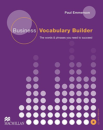 BUSINESS VOCABULARY BUILDER Pk: Student Book + Audio CD Pack (Business Builder)