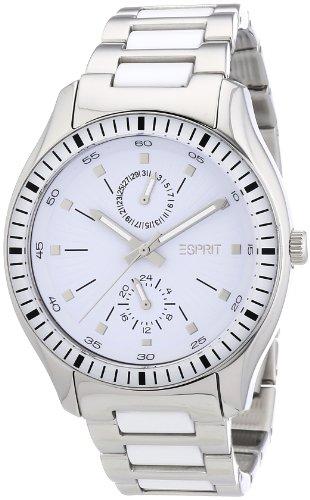 Esprit - A.ES105632006 - Montre Femme - Quartz Analogique - Bracelet Acier Inoxydable Argent
