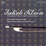 Kirstin von der Goltz: 6 Sonaten für Violoncello Op.4 (Audio CD)