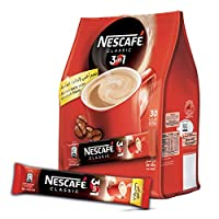 Nescafe 3in1 Instant Coffee Mix Stick 20g (30 Sticks)