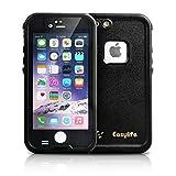 Easylife™ Case/Custodia/Cover Protettiva Waterproof Impermeabile Antiurto Antisporco Protective Perfetto Per Apple iPhone 6 (Nero)