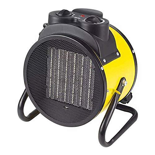 Paragüeros 2000W Ventilador Industrial Calentador, Calentador de inclinación de Gran Alcance...
