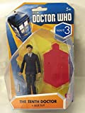 Doctor Who The Tenth Doctor Wave 3 in Blue Suit