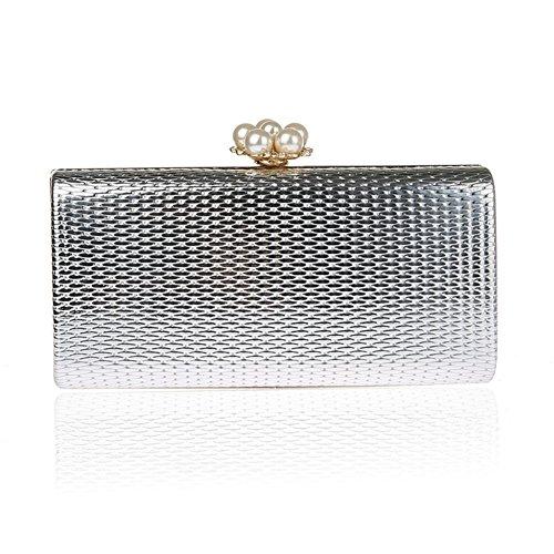 pacchetto mini party/ borsa da sera moda/Mani bead chiusura-E E