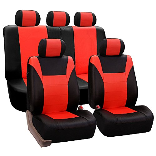 fh-group-pu003tangerine115-red-racing-style-faux-leather-seat-cover-full-set-airbag-compatible-and-s