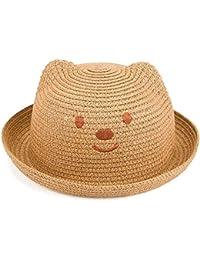 SAMGU Cappello per Il Sole Animali Kid Boy Girl Primavera Estate Bambini  Protezione del Bambino del 01b7c7a36306