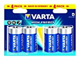 Varta High Energy Batterie