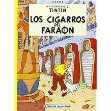 C- Los cigarros del faraón (LAS AVENTURAS DE TINTIN CARTONE)