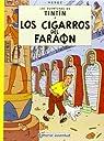 C- Los cigarros del faraón par HERGE-TINTIN CARTONE I