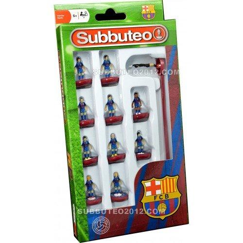 Subbuteo Game FC Barcelona