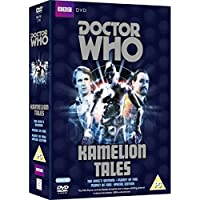 Doctor Who - Kamelion Tales Box Set: The King's Demons / Planet of Fire