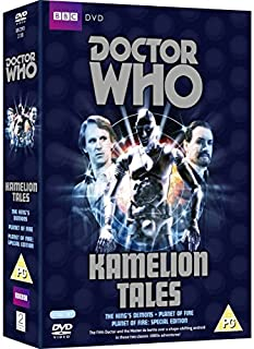 Doctor Who - Kamelion Tales Box Set: The King's Demons / Planet of Fire [DVD] (B002SZQC6Q) | Amazon price tracker / tracking, Amazon price history charts, Amazon price watches, Amazon price drop alerts