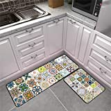 LHQ-HQ Area soffice Tappeto Mat Coperta Tappeto musivo Stitching Cucina Mat Entrata Rilievo Rilievo del Piede Camera Letto Lungo Coperta