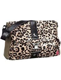 Poodlebags Funkyline - natural wild - Wednesday - 3FU0212WEDNT, Sac à main femme