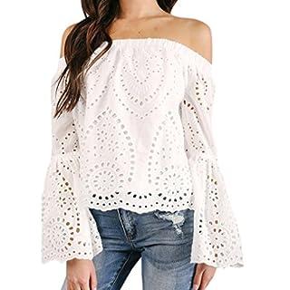 WSSB Womens Blouses | Summer Vest | T-Shirt Tops | Ladies Blouses Sweatshirt | Women's Dress Shirt | Skirts For Women | Women's Clothing | Womens Tops | Womens Playsuits | Jumpsuits For Ladies (L)