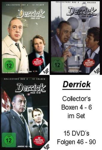 Collector's Box 4-6 (15 DVDs)
