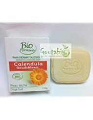 Bioformule - 0018339 - Pain Dermatologique - Calendula - 100 g