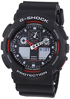 Casio G-Shock Men's Watch GA-100-1A4ER (B0039N480I) | Amazon Products