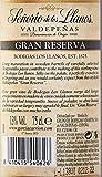 Señorio de los Llanos Gran Reserva - Vino Tinto D.O Valdepeñas, Pack de 6 Botellas x 75 cl, Volumen de Alcohol 13%