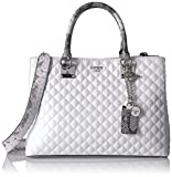 GUESS Rochelle Quilted Girlfriend Satchel