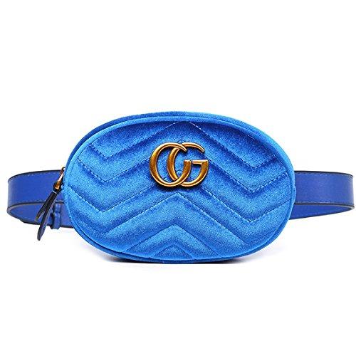 FXTKU 2018 Damen Geldbörse Mini Handy Tasche Stern mit dem gleichen Absatz samt Brustbeutel samt ovalen Taschen umhängetasche damen klein handtasche