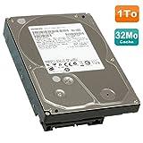 Hitachi Festplatte (1 TB, 1 TB, 32 MB, HDS721010CLA332 0F10762 588600-002 3.5 SATA 7200RPM