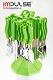 Best Cooking Knife Sets - Impulse Royal Cutlery Set, 24 - Pieces in Review