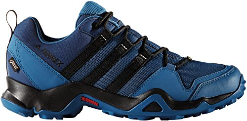 adidas Terrex Ax2r Gtx, Chaussures de Randonnée Homme Bleu (Azubas/negbas/azumis)