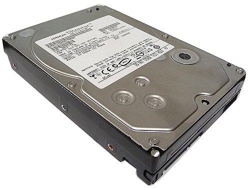 Hitachi Ultrastar A7K1000HUA721010KLA330SATA-1TB 32MB Cache 7200rpm SATA23.0Gb/s 8,9cm interne Festplatte (Zertifiziert aufgearbeitet) W/1Jahr Garantie