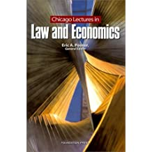 Chicago Lectures on Law and Economics (Coursebook) by Eric Posner (2000-01-01)