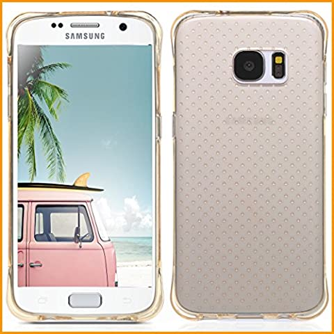 Samsung Galaxy S7 Hülle in Transparent (5.1 Zoll) | Case