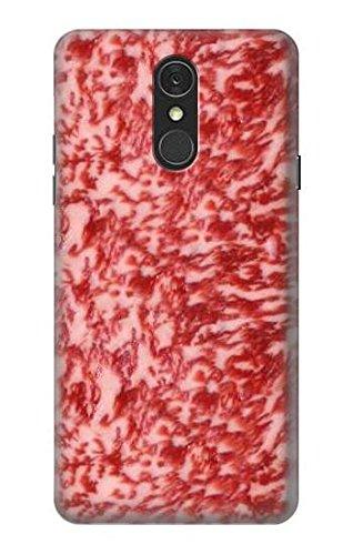 Innovedesire Kobe Beef Hülle Schutzhülle Taschen für LG Q7
