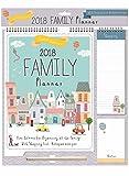 Little Houses Family Planner 2018