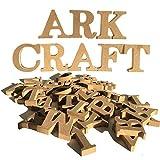 arkCRAFT TR294569 A Holzbuchstaben, freistehend, Großbuchstaben