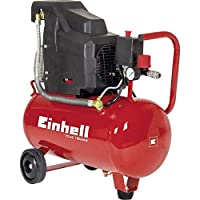 Einhell 4007325Compressore coassiale TC-AC 190/24/8 1,5 Kw 8 bar 160 lt/min Specifiche:Descrizione GeneraleIl TC-AC 190/24/8 è un compressore versatile e utile per molti lavori con aria compressa grazie alle sue dimensioni compatte e la sua pressione...