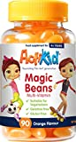 Best Gummy Multi Vitamin For Kids - ActiKid Magic Beans Multi-Vitamin 90x Orange Flavour, Gelatine Review